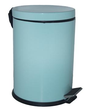 Resim Lalezar 12 Lt Çöp Kovası Mint Yeşili