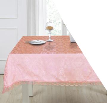 Resim Alas Kdk Güpürlü Masa Örtüsü 160*220 Cm