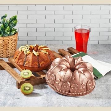 Resim Polo Chef Stella Döküm Kek Kalıbı 24 Cm
