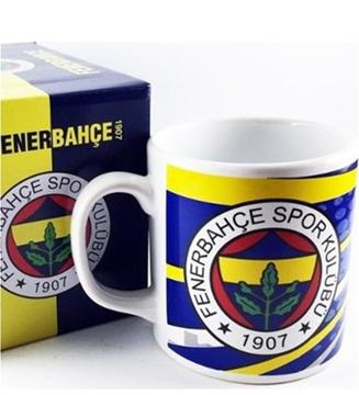 Resim Lisanslı Taraftar Kupa Bardak Fenerbahçe