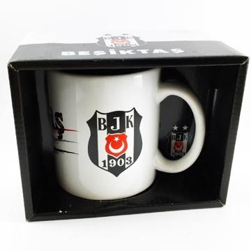 Resim Lisanslı Taraftar Kupa Bardak Beşiktaş