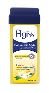 Resim Agiss Sir Ağda Roll-On 100 Ml Limonlu