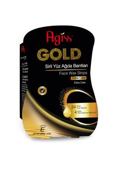 Resim Agiss Sir Yüz Ağda Bandı 28'Li Gold