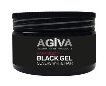 Resim Agiva Black Gel 250Ml