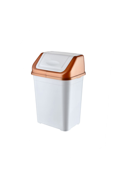 Resim Clasico Plastik Çöp Kovası-1 (2,5 Lt)