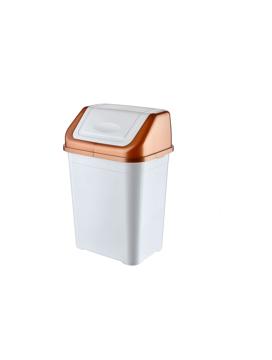 Resim Clasico Plastik Çöp Kovası-2 (5 Lt)