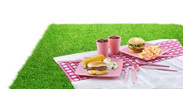 Resim Famıly 32 Parça Piknik Seti